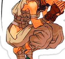 Street Fighter - Ibuki Sticker Sticker