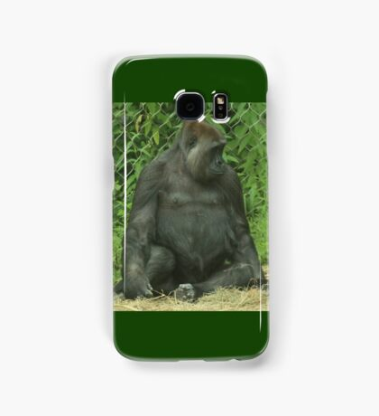 He don't want me no more Samsung Galaxy Case/Skin