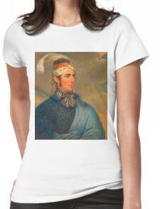 Joseph Brant 3 Womens Fitted T-Shirt