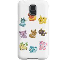 Teenies - Eeveelutions! Samsung Galaxy Case/Skin