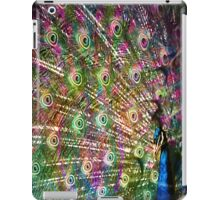 PEACOCK RAINBOW iPad Case/Skin