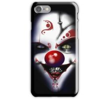 Scarry iPhone Case/Skin