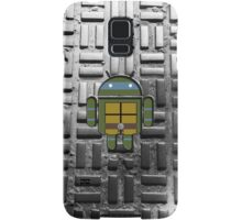 TMNT Droid Leonardo Samsung Galaxy Case/Skin
