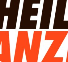 Heil Manziel Sticker