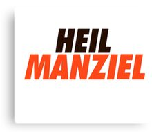 Heil Manziel Canvas Print