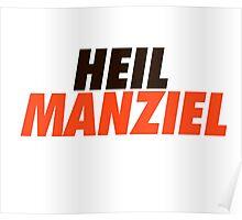 Heil Manziel Poster