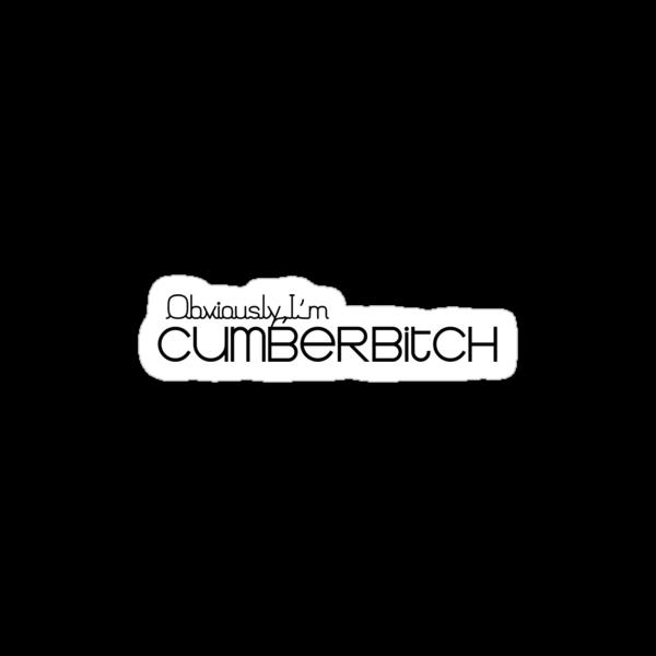 Obviously I'm Cumberbitch by morigirl