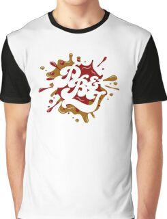 PB&J Splat! Graphic T-Shirt