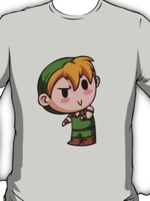 Final Fantasy Chibies - Theif! T-Shirt