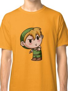Final Fantasy Chibies - Theif! Classic T-Shirt