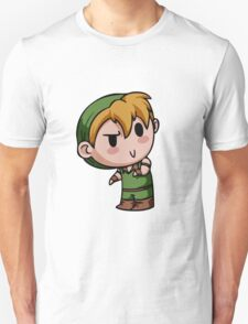 Final Fantasy Chibies - Theif! Unisex T-Shirt