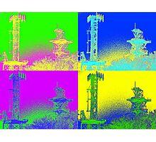 Signal Boost Photographic Print