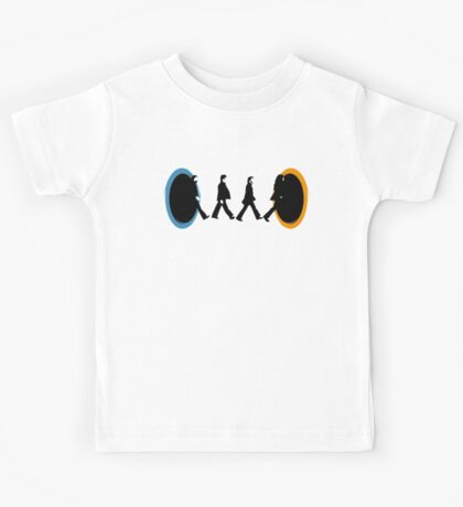 Beatles Portal Kids Tee