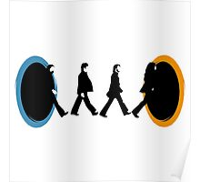 Beatles Portal Poster