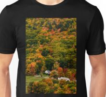 Colorful New Hampshire  Unisex T-Shirt