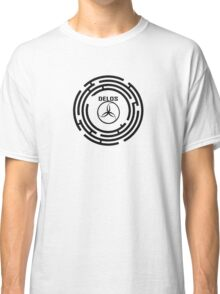 Westworld Maze 3 Classic T-Shirt