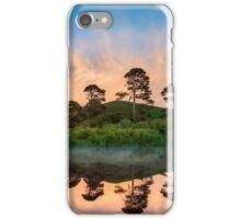 water mirror iPhone Case/Skin