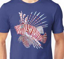 Tropical lionfish Unisex T-Shirt