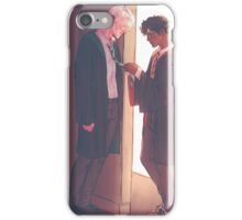 School boys iPhone Case/Skin