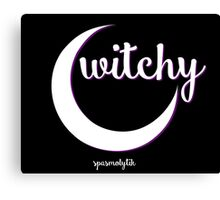 Witchy Canvas Print