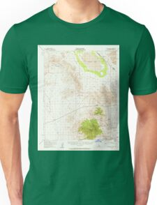 USGS TOPO Map California CA Clark Mountain 297109 1956 62500 geo Unisex T-Shirt