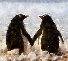 I Want to Hold Your Hand by Bunny Clarke