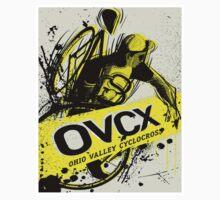 CYCLOCROSS; Cycle Racing Advertising Print Kids Tee