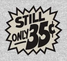 Comic Book Memories: Still Only 35 Cents by barrileart
