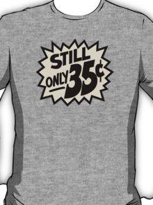 Comic Book Memories: Still Only 35 Cents T-Shirt