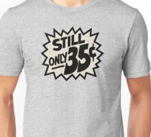 Comic Book Memories: Still Only 35 Cents Unisex T-Shirt
