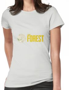 the forest game Womens Fitted T-Shirt