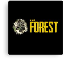 the forest game Canvas Print