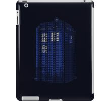 Wibbly Wabbly Typey Wimey iPad Case/Skin