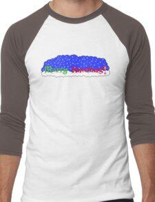 Merry Humbug! Men's Baseball ¾ T-Shirt