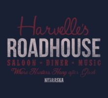 Harvelle's Roadhouse by Arinesart