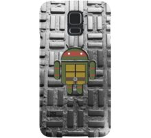TMNT Droid Raphael Samsung Galaxy Case/Skin