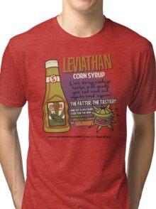 Leviathan Corn Syrup Tri-blend T-Shirt