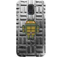 TMNT Droid Michael Angelo Samsung Galaxy Case/Skin