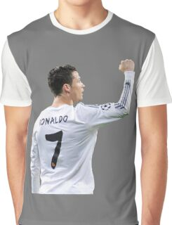 cristiano ronaldo spirit Graphic T-Shirt