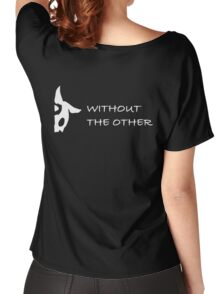 Kindred - Lamb - WITHOUT THE OTHER Women's Relaxed Fit T-Shirt