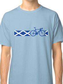 Bike Stripes Scotland Classic T-Shirt