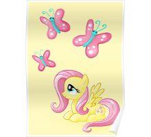 Fluttershy - Cutie mark Poster