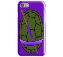 TMNT Donatello Shell Case iPhone Case/Skin