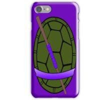TMNT Donatello Shell Case iPhone Case/Skin