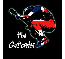The Guitarist Photographic Print