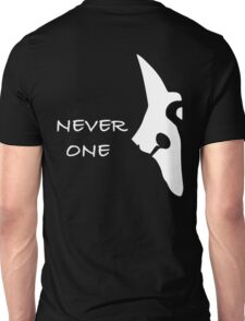 Kindred - Wolf - NEVER ONE Unisex T-Shirt