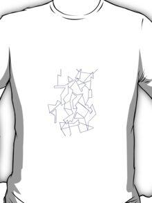 abstract 10 T-Shirt
