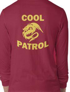 Cool Patrol Logo Long Sleeve T-Shirt