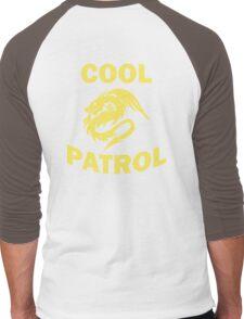 Cool Patrol Logo Men's Baseball ¾ T-Shirt