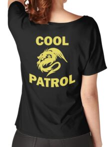 Cool Patrol Logo Women's Relaxed Fit T-Shirt